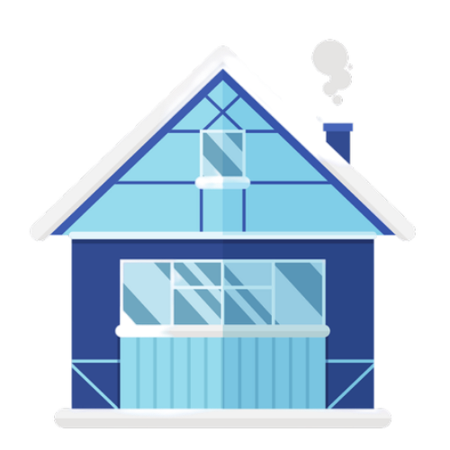 Erasmus Snow Week Residence Icon